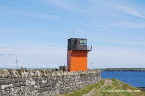 Scarlett Point Tower - Castletown © Peter Killey