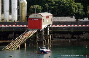Douglas Lifeboat Station - © Peter Killey