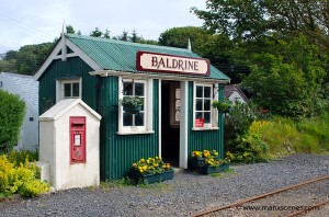 Manx Electric Railway Halt at Baldrine - © Peter Killey