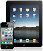 iPhone 4 and iPad - Sept 2011