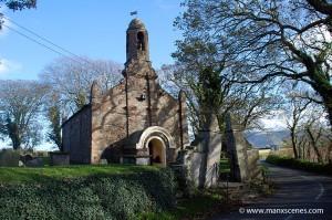 Ballaugh Old Church - © Peter Killey