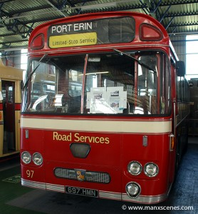 Isle of Man Road Services 697 HMN © Peter Killey