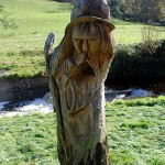 The Wizard of Sulby Glen - © Peter Killey