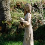 The Angel of Sulby Glen - © Peter Killey