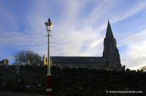 St Peters Church - Church Road Onchan - © Peter Killey