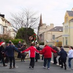 Hunt The Wren - A Boxing Day Manx Tradition - © Peter Killey