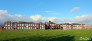 Ballakermeen High School - © Peter Killey