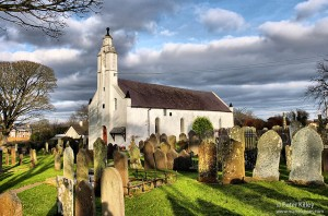 St Sanctains Church 2 - © Peter Killey