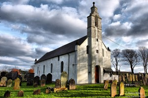 St Sanctains Church 1 - © Peter Killey