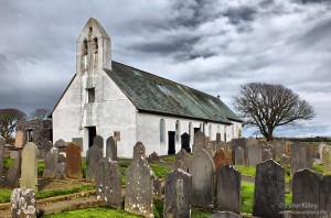 Malew Church - © Peter Killey