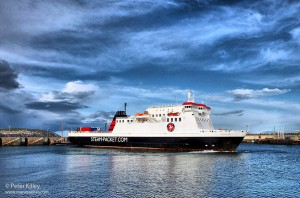 Ben My Chree - © Peter Killey
