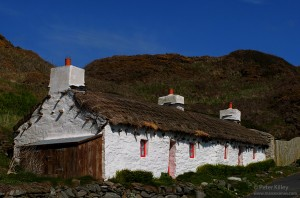 Niarbyl Cottages - Waking Ned Devine - © Peter Killey