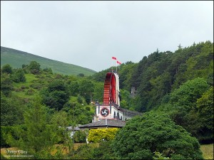 Lady Isabella (Laxey Wheel) - © Peter Killey