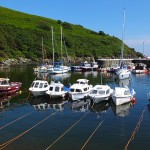 Laxey Inner Harbour - © Peter Killey