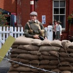 Douglas Railway Station - Home Guard Military Outpost - © Peter Killey