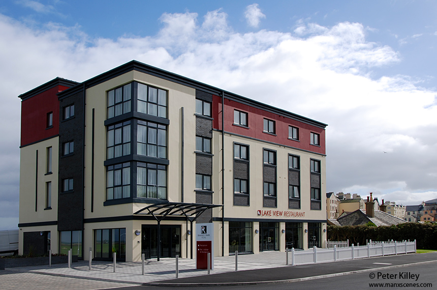The Ramsey Park Hotel on Mooragh Promenade - © Peter Killey