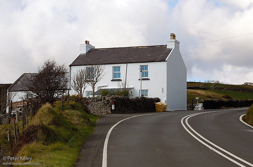 Kates Cottage (originally Tate's Cottage) on the TT Course - © Peter Killey