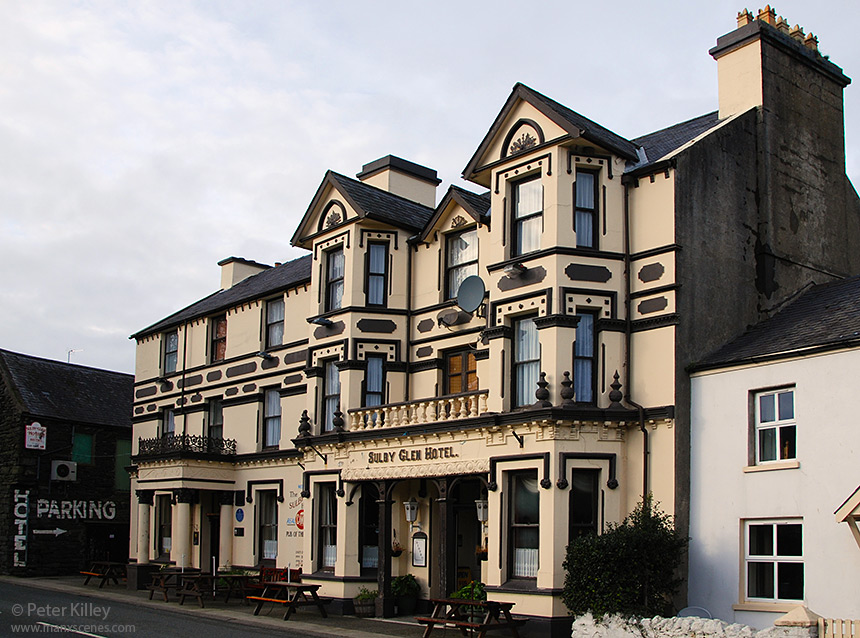 Sulby Glen Hotel - © Peter Killey