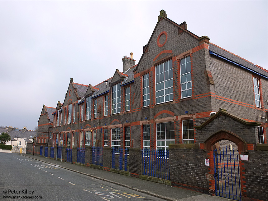 Park Road School - © Peter Killey