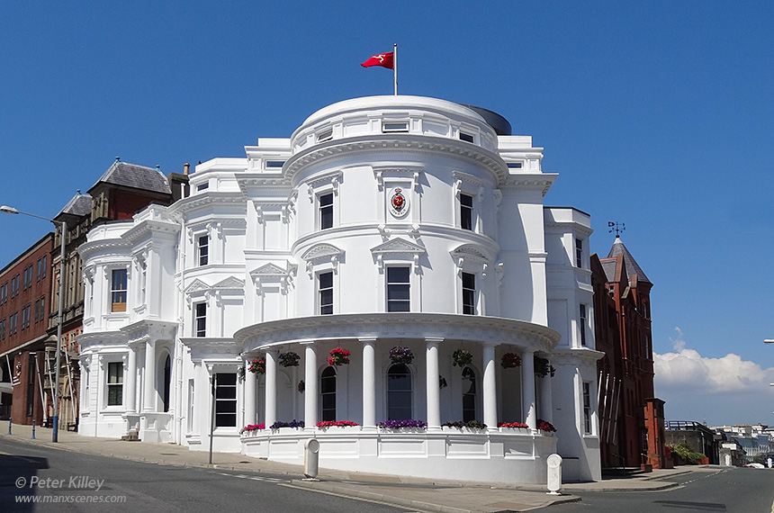 Legislative Buildings - Tynwald -  © Peter Killey