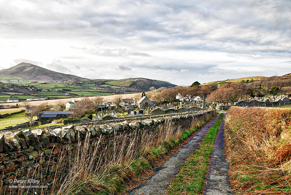 Maughold - Isle of Man © Peter Killey - www.manxscenes.com