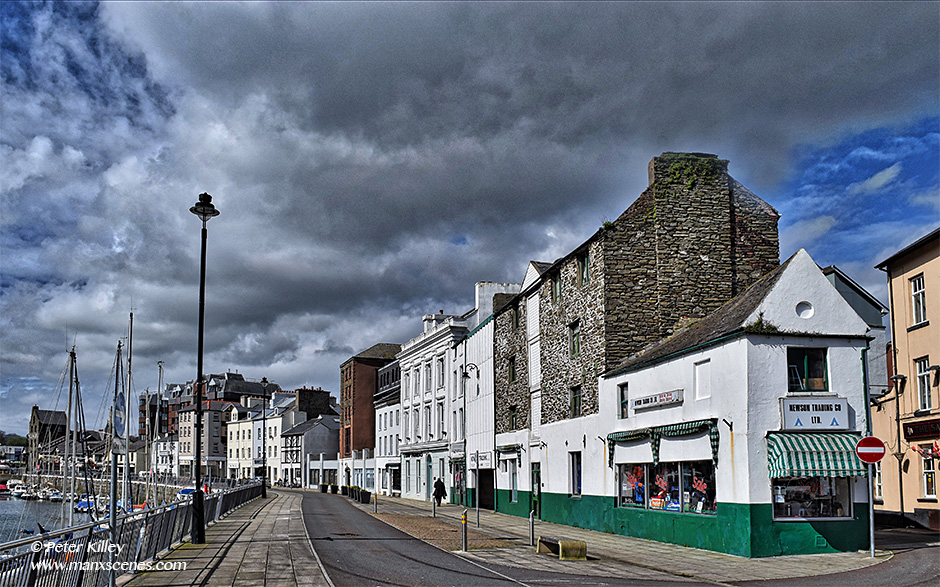 North Quay in Douglas © Peter Killey - www.manxscenes.com