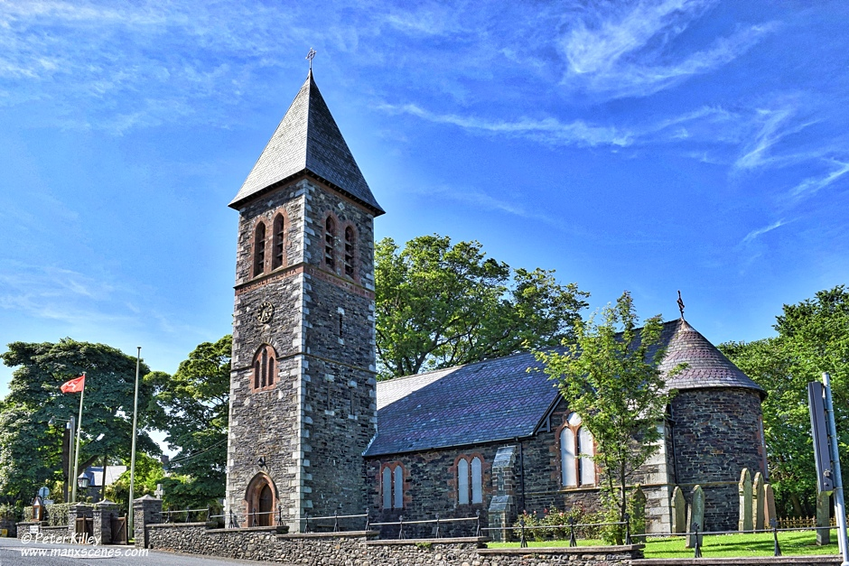 St Bridget Bride © Peter Killey - www.manxscenes.com