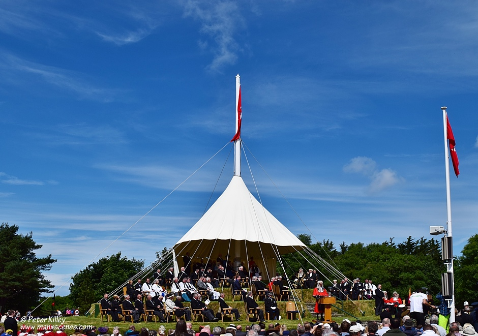 Tynwald Day 2014 © Peter Killey - www.manxscenes.com