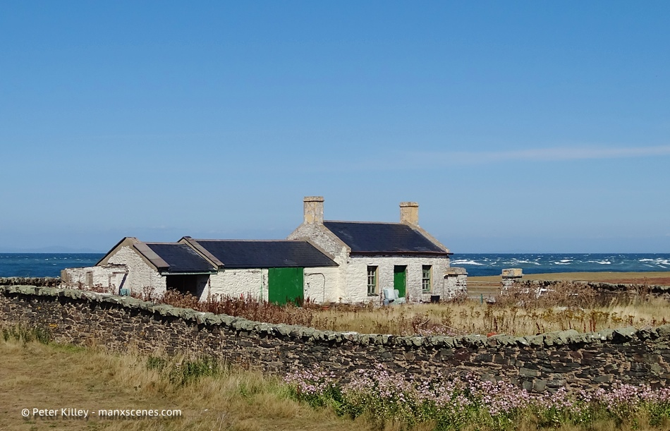 Point Cottage © Peter Killey - www.manxscenes.com