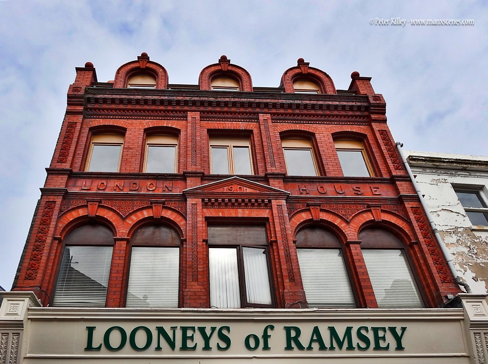 Looneys in Ramsey © Peter Killey - www.manxscenes.com