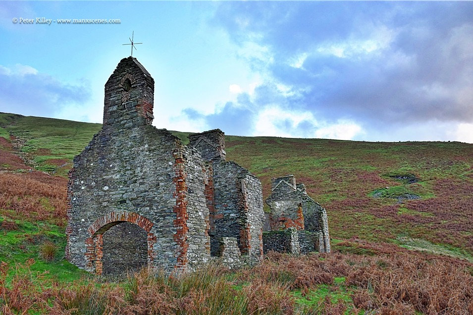 Glion Kiark - Glen of the Grouse © Peter Killey - manxscenes.com