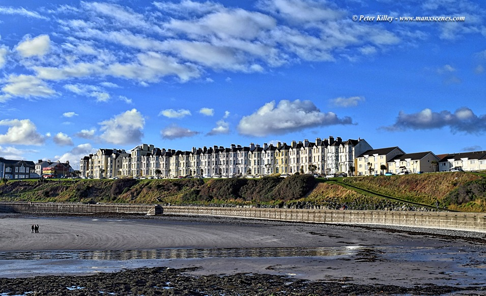 Port St Mary © Peter Killey - www.manxscenes.com