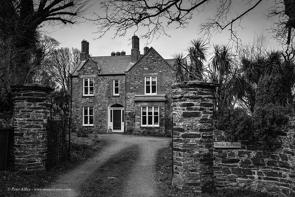 Bride Rectory © Peter Killey - www.manxscenes.com