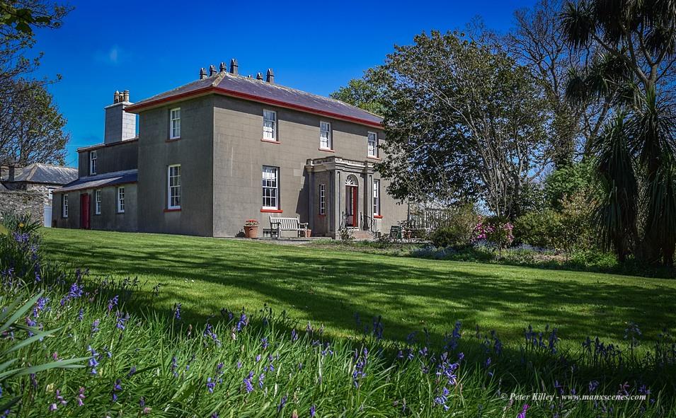 Grove Mount House - © Peter Killey  - www.manxscenes.com