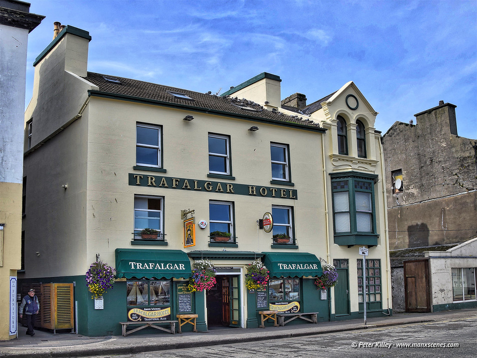 Trafalgar Hotel Ramsey © Peter Killey - www.manxscenes.com