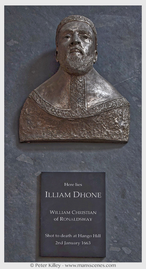 Illiam Dhone the Manx Martyr - © Manxscenes.com