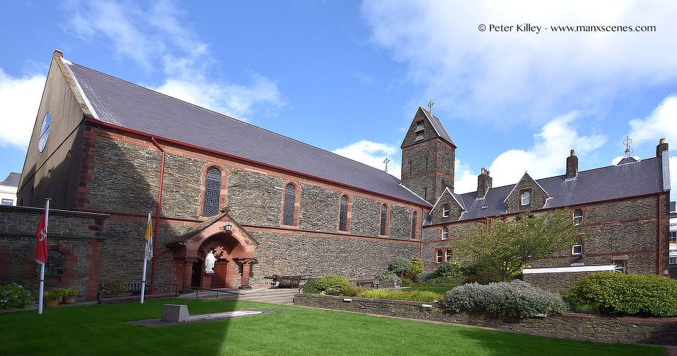 St Mary's Church, Hill Street © Peter Killey - www.manxscenes.com