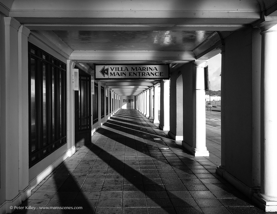 Villa Arcade © Peter Killey - www.manxscenes.com
