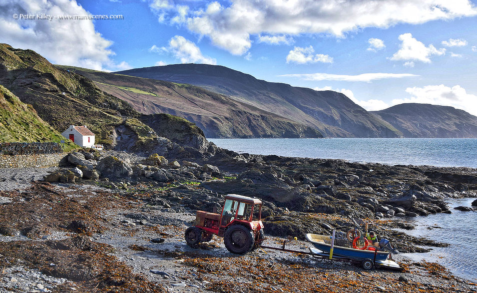 Niarbyl © Peter Killey - www.manxscenes.com