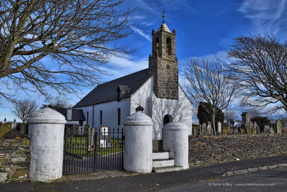 St Mark's Church © Peter Killey - www.manxscenes.com