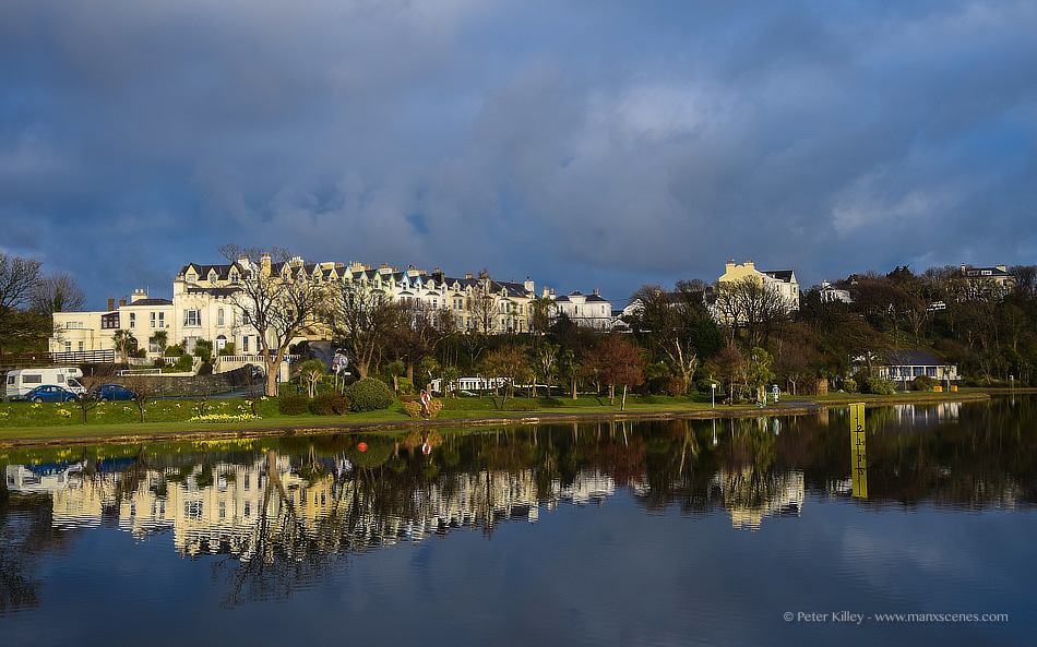Mooragh Park © Peter Killey - www.manxscenes.com