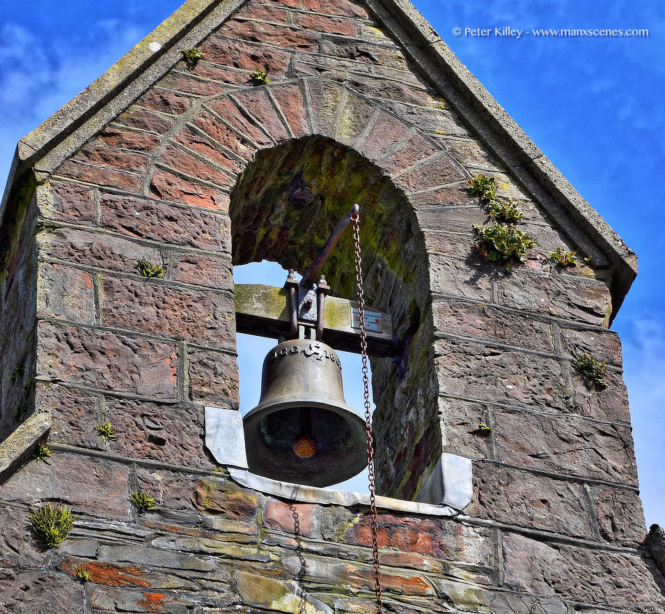 Holy Trinity Church - Patrick - © Peter Killey - www.manxscenes.com