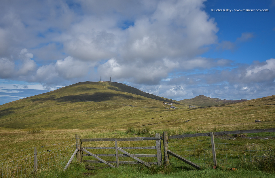 Snaefell Mountain © Peter Killey - www.manxscenes.com