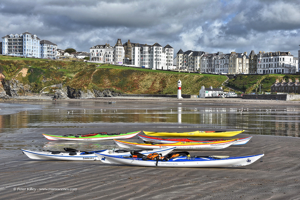 Port Erin © Peter Killey - www.manxscenes.com