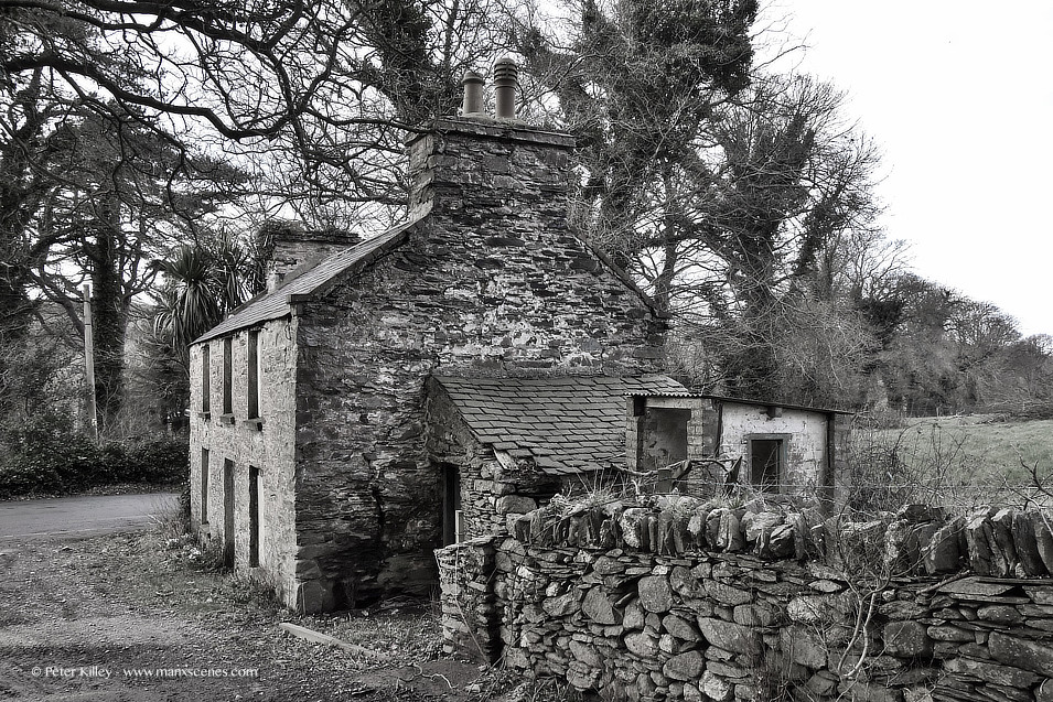 Dinah's Cottage © Peter Killey - www.manxscenes.com