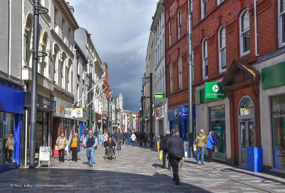 Strand Street © Peter Killey - www.manxscenes.com