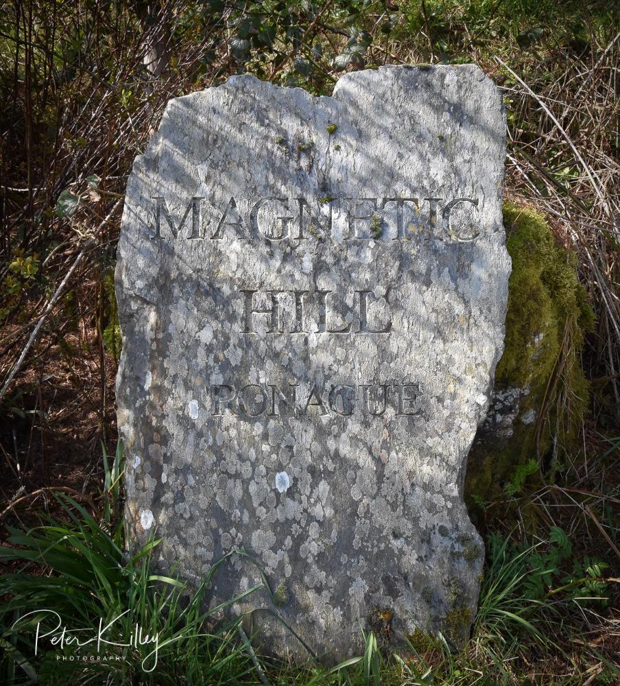 Magnetic Hill © Peter Killey - www.manxscenes.com