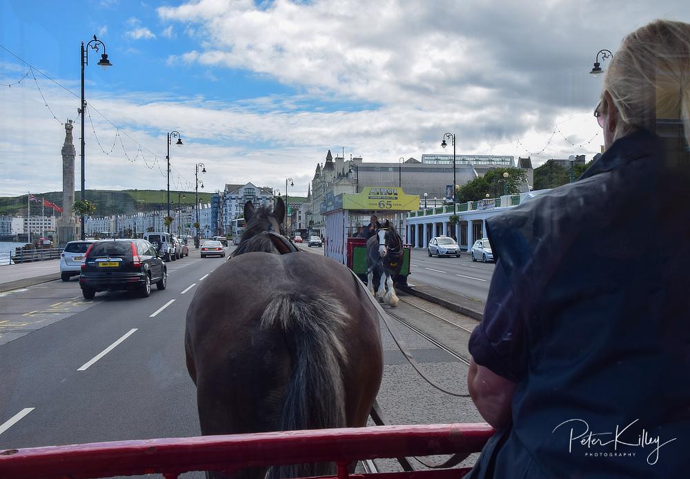 Douglas Horse Tram © Peter Killey - www.manxscenes.com