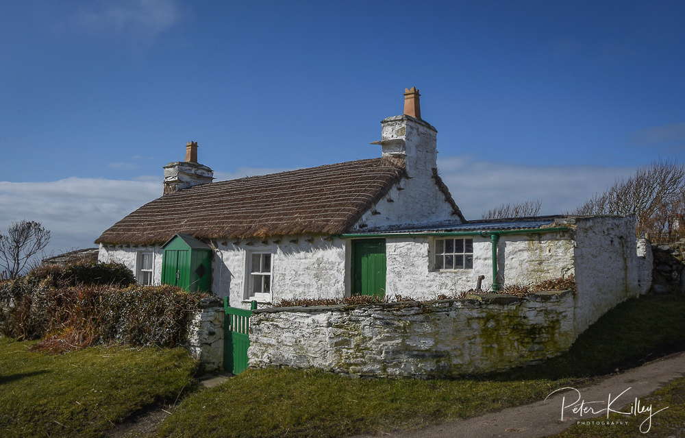Crebbins Cottage © Peter Killey - www.manxscenes.com