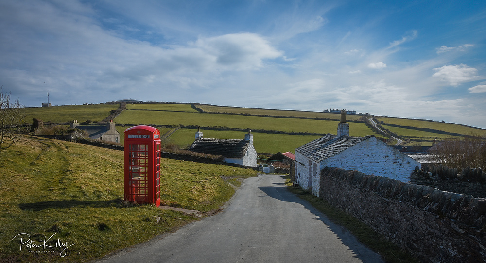 Cregneash Village - © Peter Killey - www.manxscenes.com